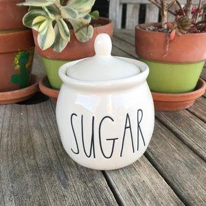 Rae Dunn SUGAR Pot